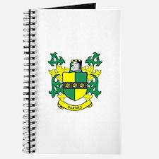 BARNES Coat of Arms Journal