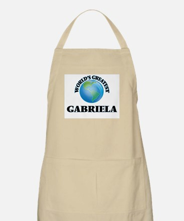 World's Greatest Gabriela Apron