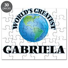World's Greatest Gabriela Puzzle