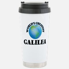 World's Greatest Galile Travel Mug