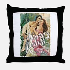 """Misery's Return"" Throw Pillow"
