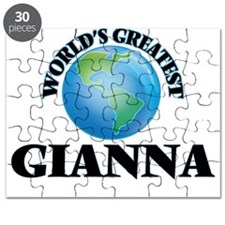 World's Greatest Gianna Puzzle