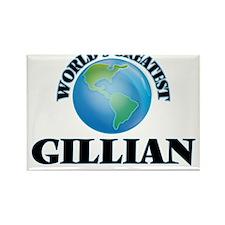 World's Greatest Gillian Magnets