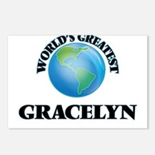 World's Greatest Gracelyn Postcards (Package of 8)