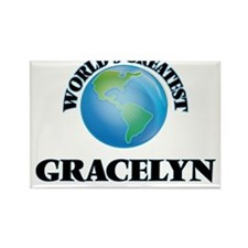 World's Greatest Gracelyn Magnets