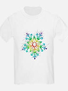 Snowflake Star T-Shirt