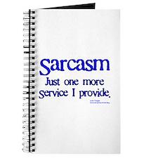 Sarcasm Journal