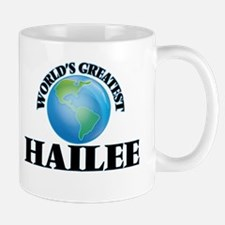 World's Greatest Hailee Mugs