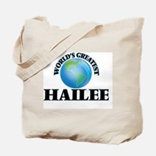 World's Greatest Hailee Tote Bag