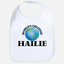 World's Greatest Hailie Bib
