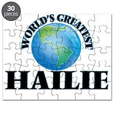 World's Greatest Hailie Puzzle