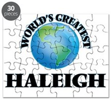World's Greatest Haleigh Puzzle