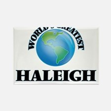World's Greatest Haleigh Magnets