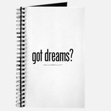got dreams? Journal