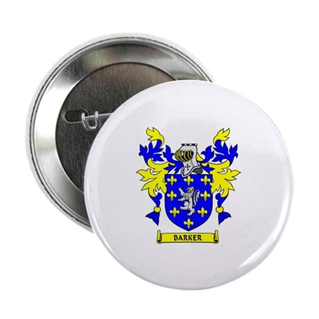 "BARKER Coat of Arms 2.25"" Button (10 pack)"