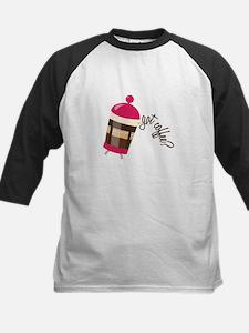 Got Coffee Baseball Jersey