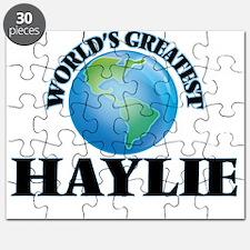 World's Greatest Haylie Puzzle
