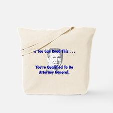 Attorney General Tote Bag