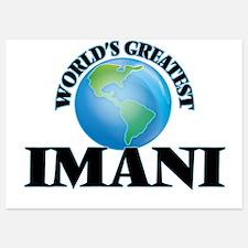 World's Greatest Imani Invitations
