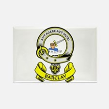 BARCLAY 1 Coat of Arms Rectangle Magnet