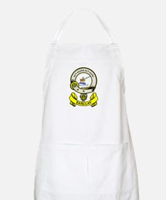 BARCLAY 1 Coat of Arms BBQ Apron