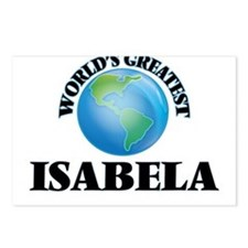 World's Greatest Isabela Postcards (Package of 8)