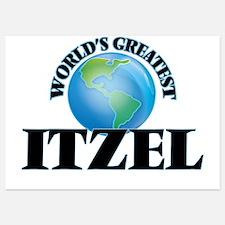 World's Greatest Itzel Invitations