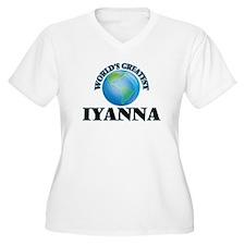 World's Greatest Iyanna Plus Size T-Shirt