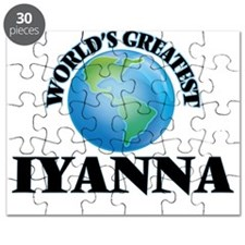 World's Greatest Iyanna Puzzle