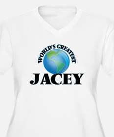 World's Greatest Jacey Plus Size T-Shirt