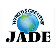 World's Greatest Jade Invitations
