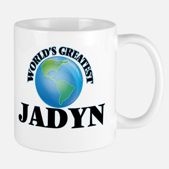 World's Greatest Jadyn Mugs