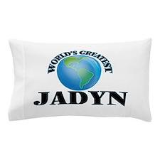 World's Greatest Jadyn Pillow Case
