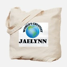 World's Greatest Jaelynn Tote Bag