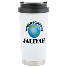 World's Greatest Jaliya Travel Mug