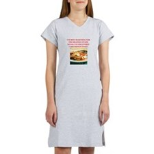 french toast Women's Nightshirt
