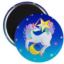 Celestial Unicorn Magnet