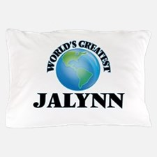 World's Greatest Jalynn Pillow Case
