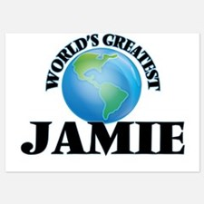 World's Greatest Jamie Invitations
