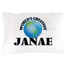 World's Greatest Janae Pillow Case