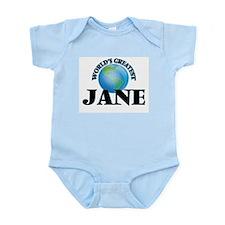World's Greatest Jane Body Suit