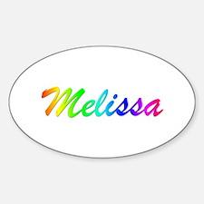 Melissa Decal