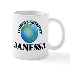 World's Greatest Janessa Mugs