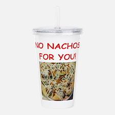 nachos Acrylic Double-wall Tumbler