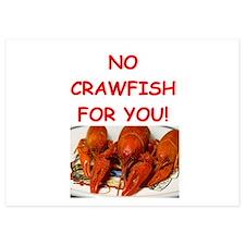 crawfish Invitations