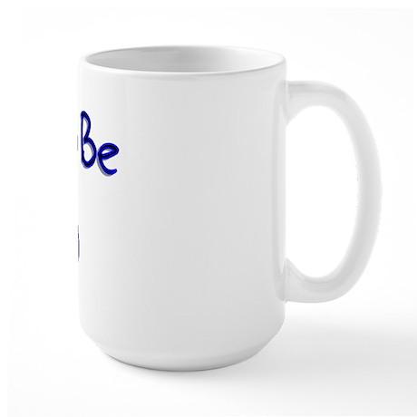 Daddy To Be Large Mug