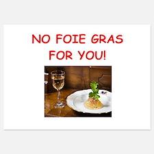 foie gras Invitations