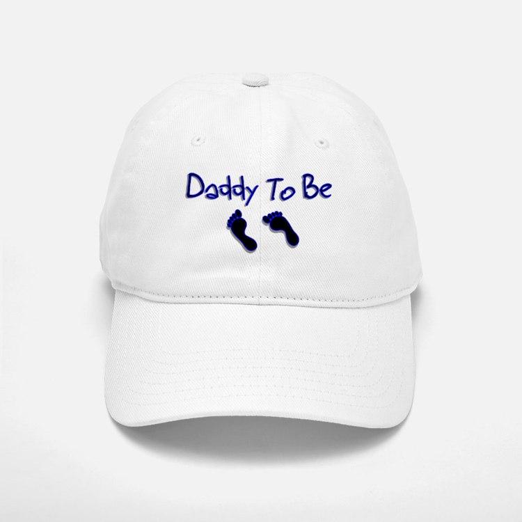Daddy To Be Baseball Baseball Cap