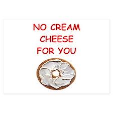 cream cheese Invitations