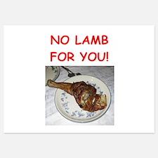lamb Invitations